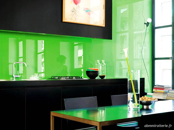 verre laqu aspect opaque clolor. Black Bedroom Furniture Sets. Home Design Ideas