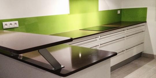 cr dence en verre colomiers archives abm miroiterie. Black Bedroom Furniture Sets. Home Design Ideas